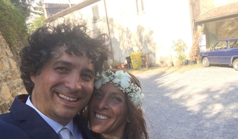 Il matrimonio di Marco e Silvia a Greve in Chianti, Firenze
