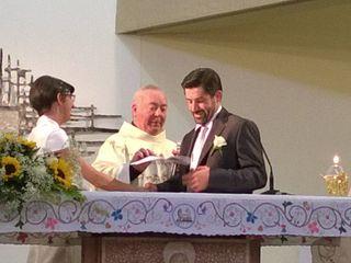 Le nozze di Samuele e Francesca