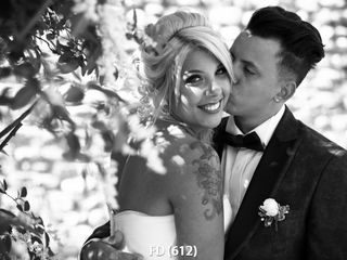 Le nozze di Denise e Felix