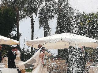 Le nozze di Francesca  e Lorenzo 1