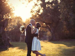 Le nozze di Alessandra e Carmine 1