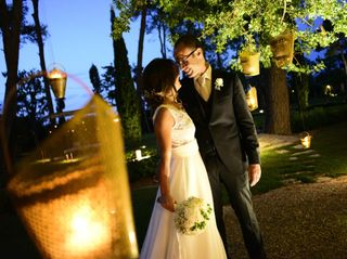 Le nozze di Martina e Tiziano