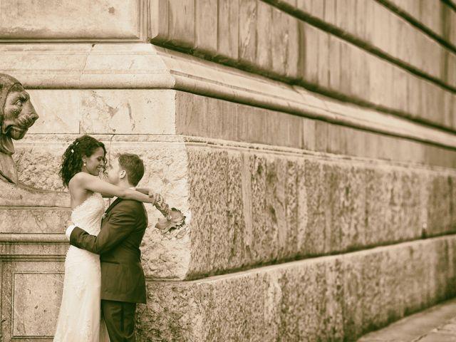 Il matrimonio di Alessio e Bahija a Palermo, Palermo 1