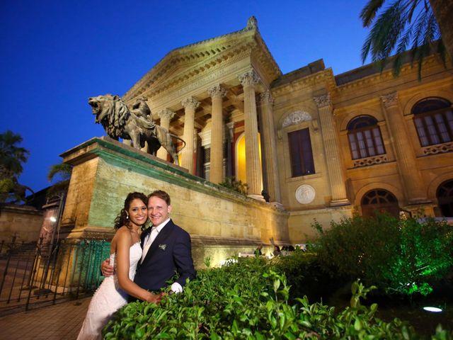 Il matrimonio di Alessio e Bahija a Palermo, Palermo 2