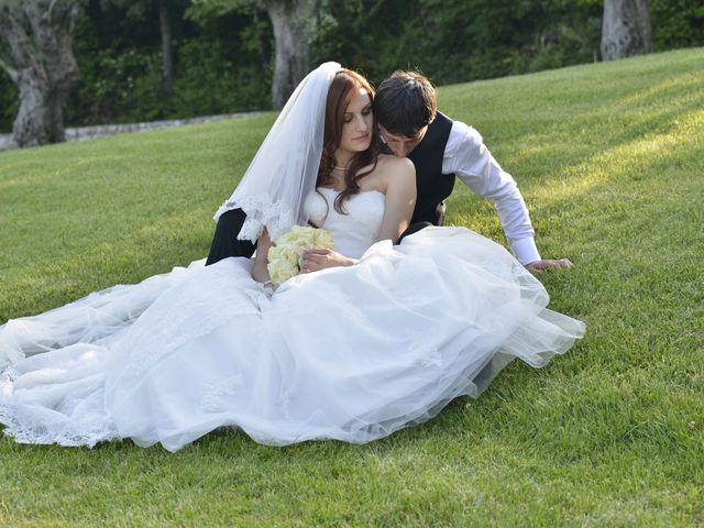 le nozze di Piera e Manuel