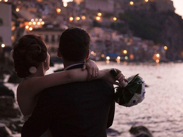 Le nozze di Ilaria e Fortunato