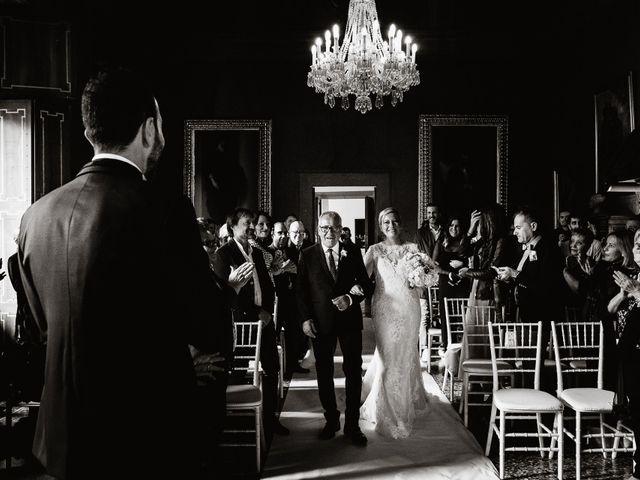 Il matrimonio di Mauro e Manuela a Barberino di Mugello, Firenze 14