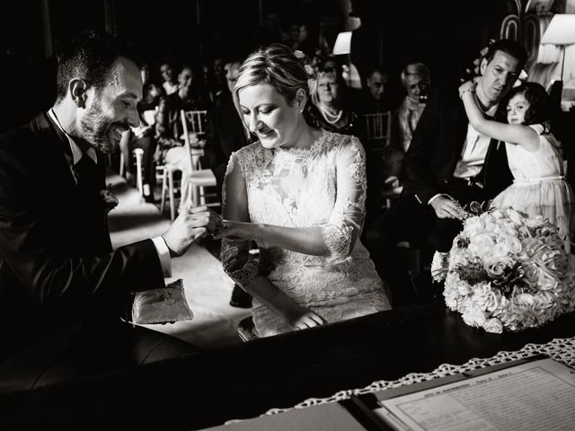 Il matrimonio di Mauro e Manuela a Barberino di Mugello, Firenze 17