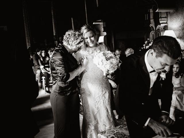 Il matrimonio di Mauro e Manuela a Barberino di Mugello, Firenze 18
