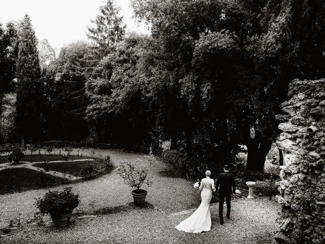 Il matrimonio di Mauro e Manuela a Barberino di Mugello, Firenze 1