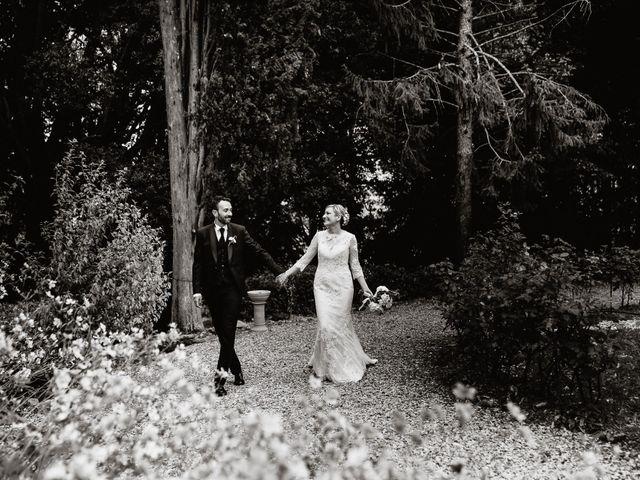 Il matrimonio di Mauro e Manuela a Barberino di Mugello, Firenze 23