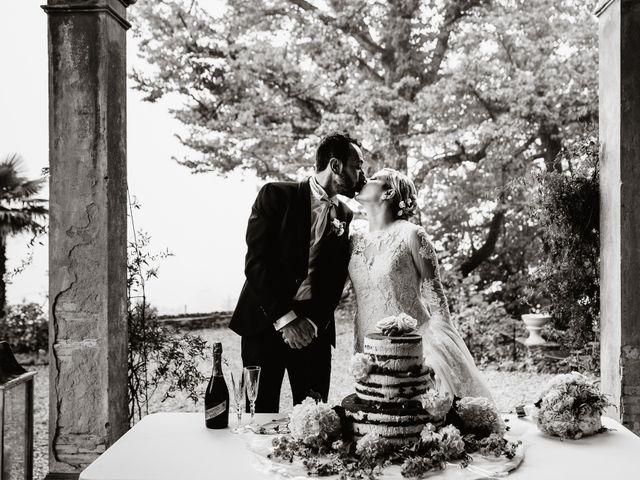 Il matrimonio di Mauro e Manuela a Barberino di Mugello, Firenze 26