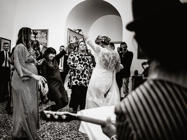 Il matrimonio di Mauro e Manuela a Barberino di Mugello, Firenze 32