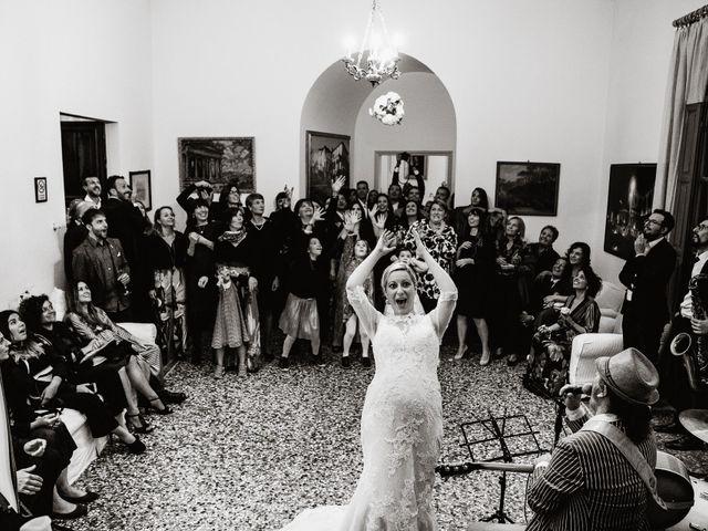 Il matrimonio di Mauro e Manuela a Barberino di Mugello, Firenze 34