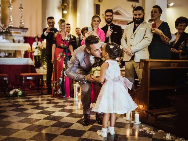 Il matrimonio di Gianmarco e Rebecca a Lucca, Lucca 21