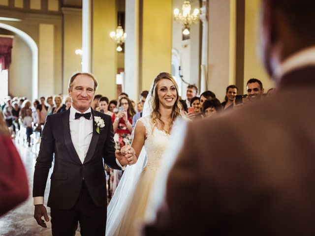 Il matrimonio di Gianmarco e Rebecca a Lucca, Lucca 22