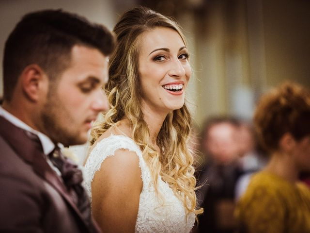 Il matrimonio di Gianmarco e Rebecca a Lucca, Lucca 24