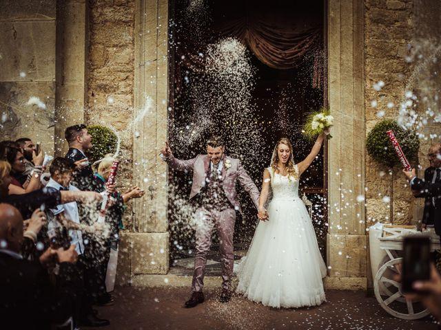 Il matrimonio di Gianmarco e Rebecca a Lucca, Lucca 26