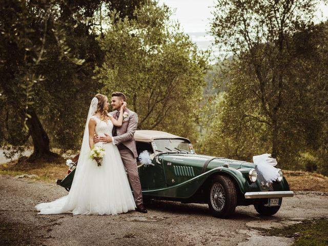 Il matrimonio di Gianmarco e Rebecca a Lucca, Lucca 27