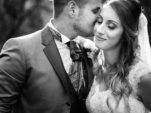 le nozze di Rebecca e Gianmarco