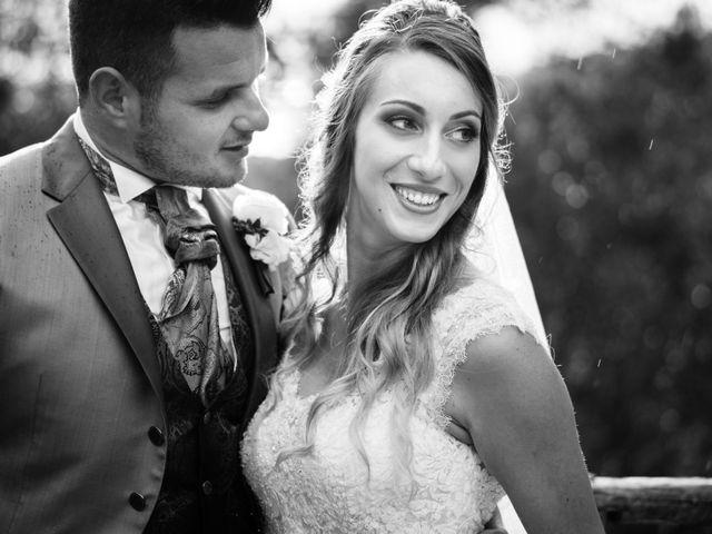 Il matrimonio di Gianmarco e Rebecca a Lucca, Lucca 28