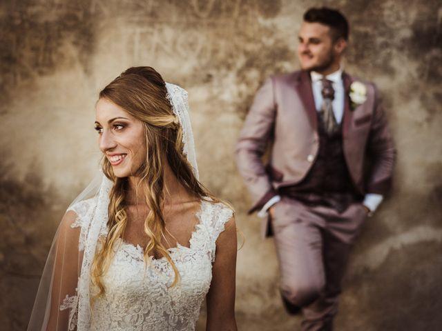 Il matrimonio di Gianmarco e Rebecca a Lucca, Lucca 36