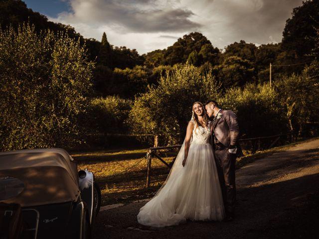 Il matrimonio di Gianmarco e Rebecca a Lucca, Lucca 37