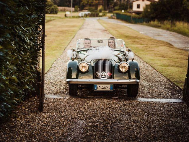 Il matrimonio di Gianmarco e Rebecca a Lucca, Lucca 38