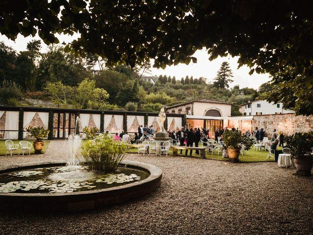 Il matrimonio di Gianmarco e Rebecca a Lucca, Lucca 40
