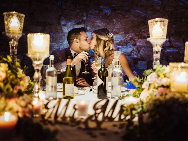 Il matrimonio di Gianmarco e Rebecca a Lucca, Lucca 43
