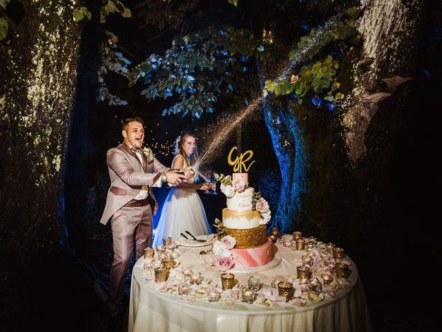 Il matrimonio di Gianmarco e Rebecca a Lucca, Lucca 49