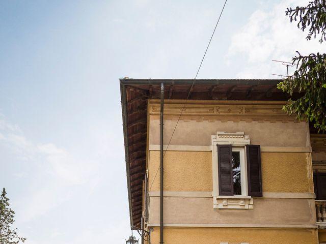 Il matrimonio di Domenico e Lorena a Barasso, Varese 10