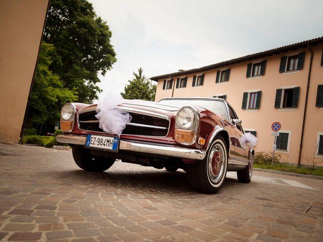 Il matrimonio di Domenico e Lorena a Barasso, Varese 26