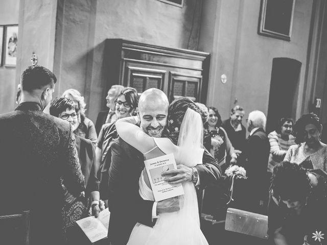 Il matrimonio di Domenico e Lorena a Barasso, Varese 38