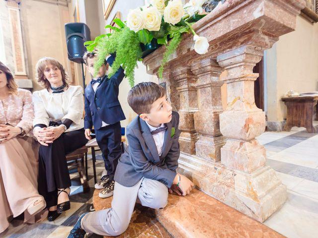 Il matrimonio di Domenico e Lorena a Barasso, Varese 39