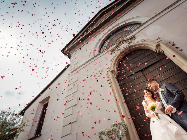 Il matrimonio di Domenico e Lorena a Barasso, Varese 2