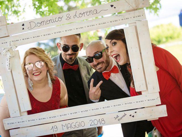 Il matrimonio di Domenico e Lorena a Barasso, Varese 49