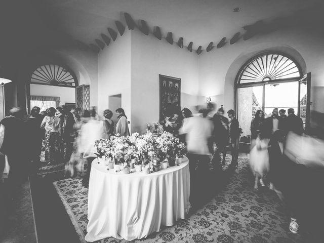 Il matrimonio di Domenico e Lorena a Barasso, Varese 60