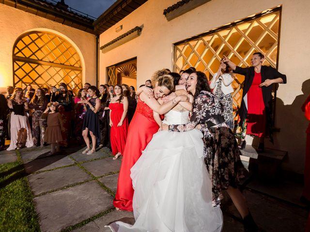 Il matrimonio di Domenico e Lorena a Barasso, Varese 64