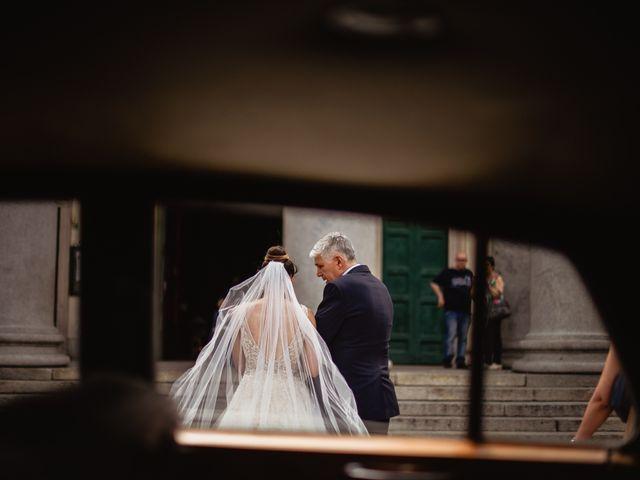 Il matrimonio di Andrea e Giorgia a Bariano, Bergamo 15