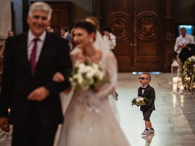 Il matrimonio di Andrea e Giorgia a Bariano, Bergamo 16