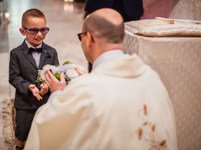 Il matrimonio di Andrea e Giorgia a Bariano, Bergamo 18
