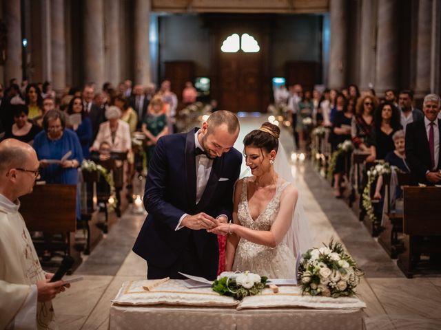 Il matrimonio di Andrea e Giorgia a Bariano, Bergamo 20