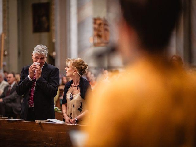 Il matrimonio di Andrea e Giorgia a Bariano, Bergamo 21
