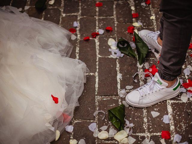 Il matrimonio di Andrea e Giorgia a Bariano, Bergamo 22