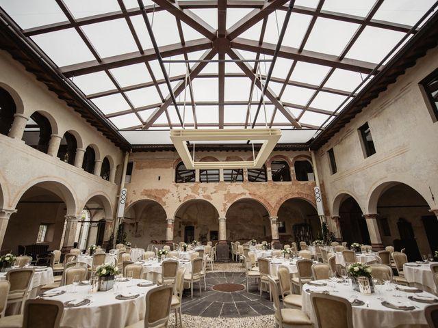 Il matrimonio di Andrea e Giorgia a Bariano, Bergamo 28