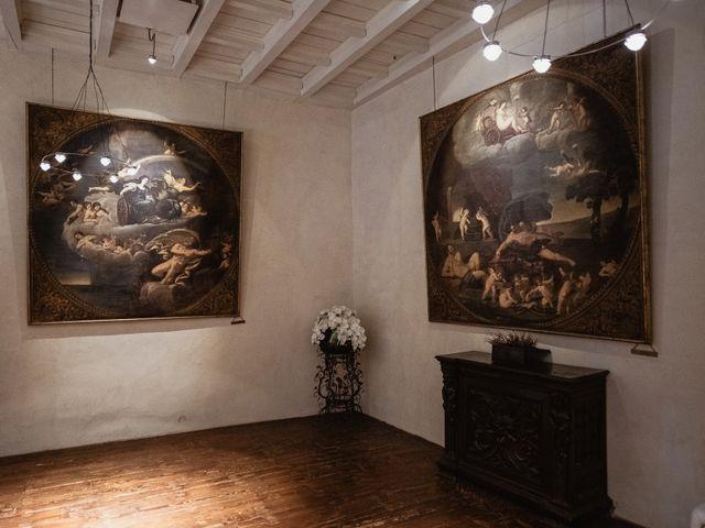 Il matrimonio di Andrea e Giorgia a Bariano, Bergamo 30