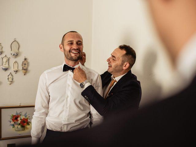 Il matrimonio di Andrea e Giorgia a Bariano, Bergamo 9