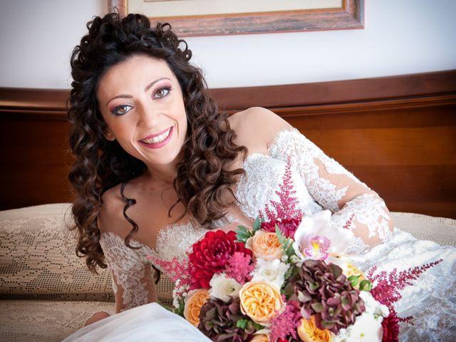 Il matrimonio di Alex e Sabrina a Sulmona, L'Aquila 11