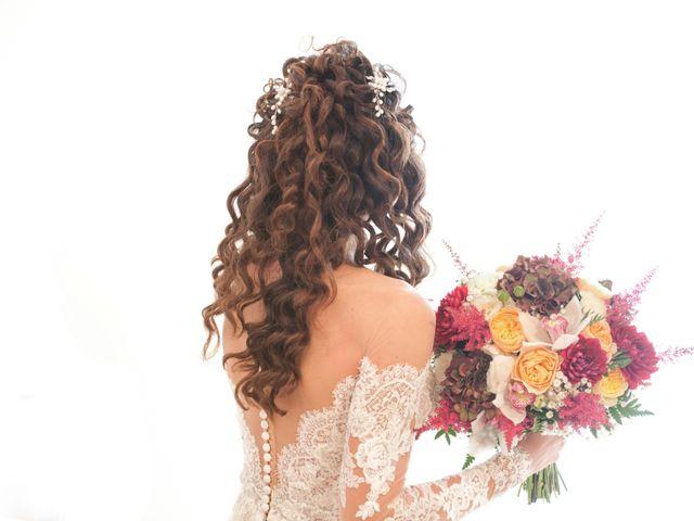 Il matrimonio di Alex e Sabrina a Sulmona, L'Aquila 13